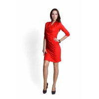 Red Dress (long sleeve)