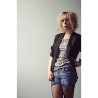 Jacket + T-Shirt + Shorts